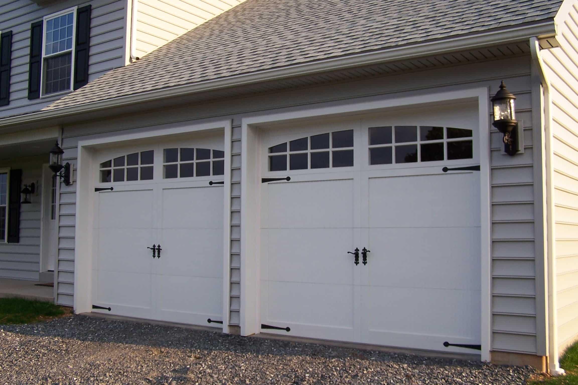 Maintenance Tips for Garage Doors