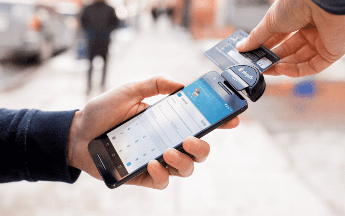 Point Of Sale (POS) System on Mobile