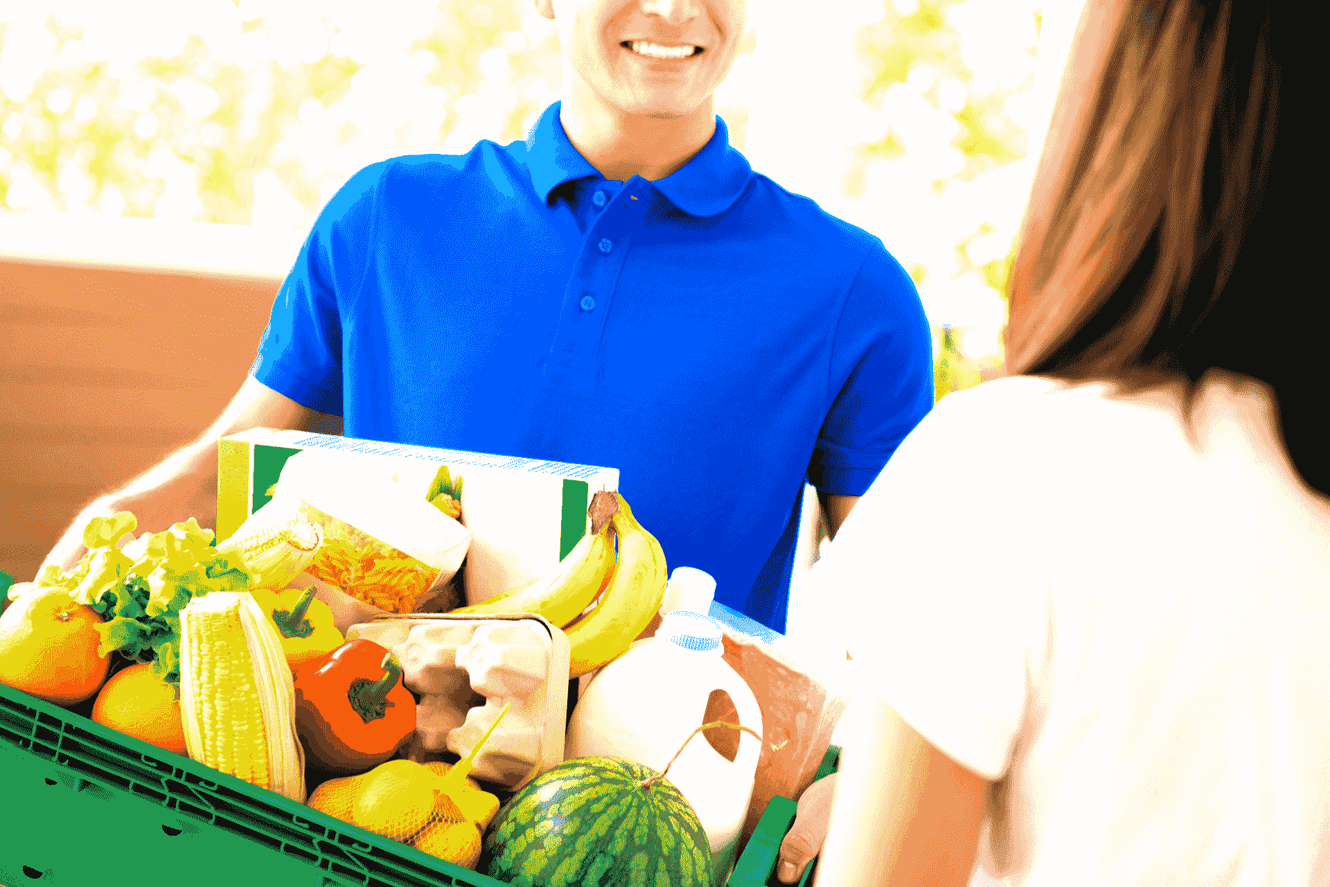 Save Money When Grocery Shopping Online