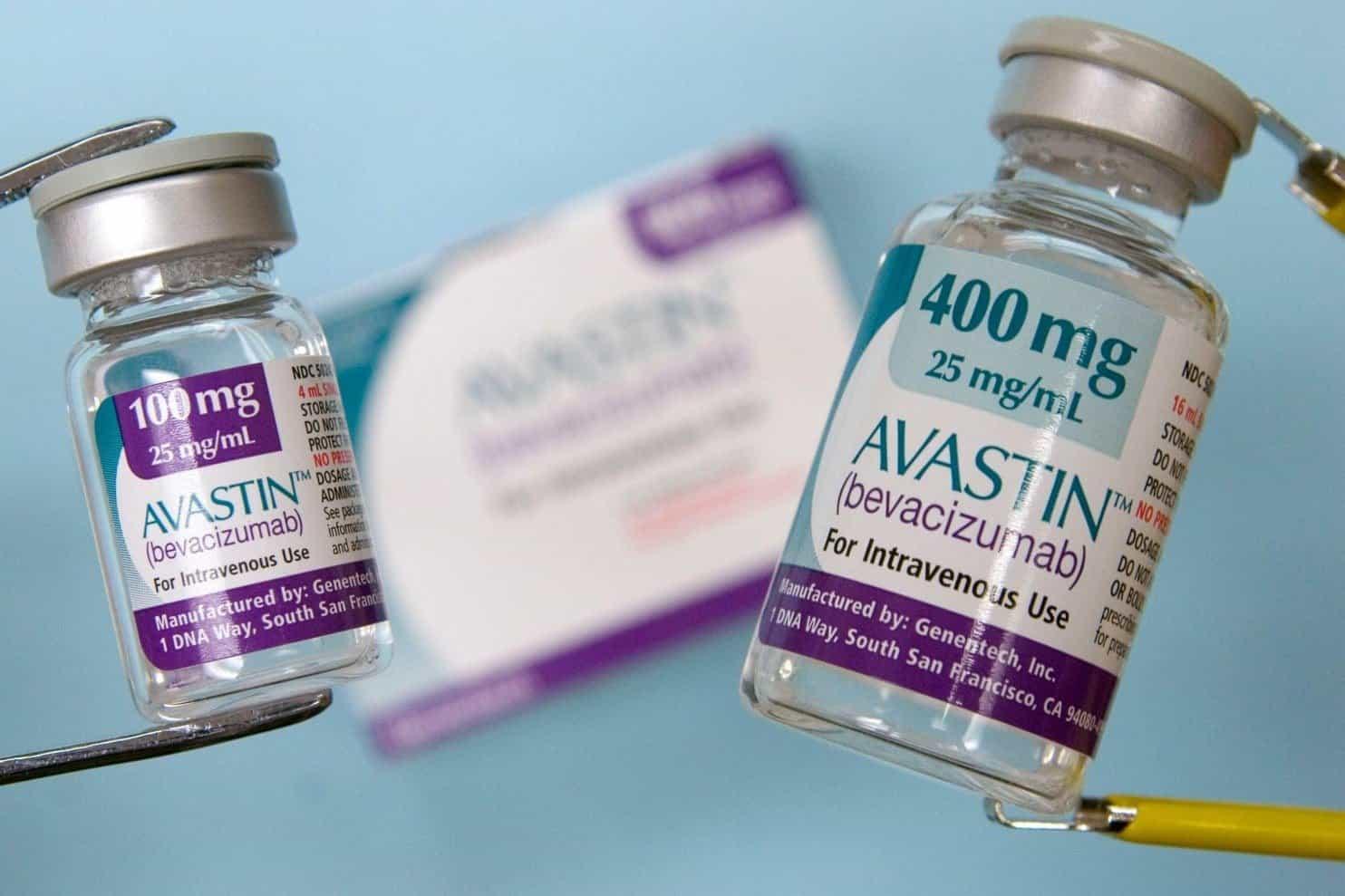 Avastin 400mg en el tratamiento del cáncer
