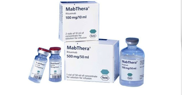 Mabthera 100mg and Mabthera 500mg