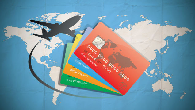 Choose from the Best Credit Card for Travel to Roam Around