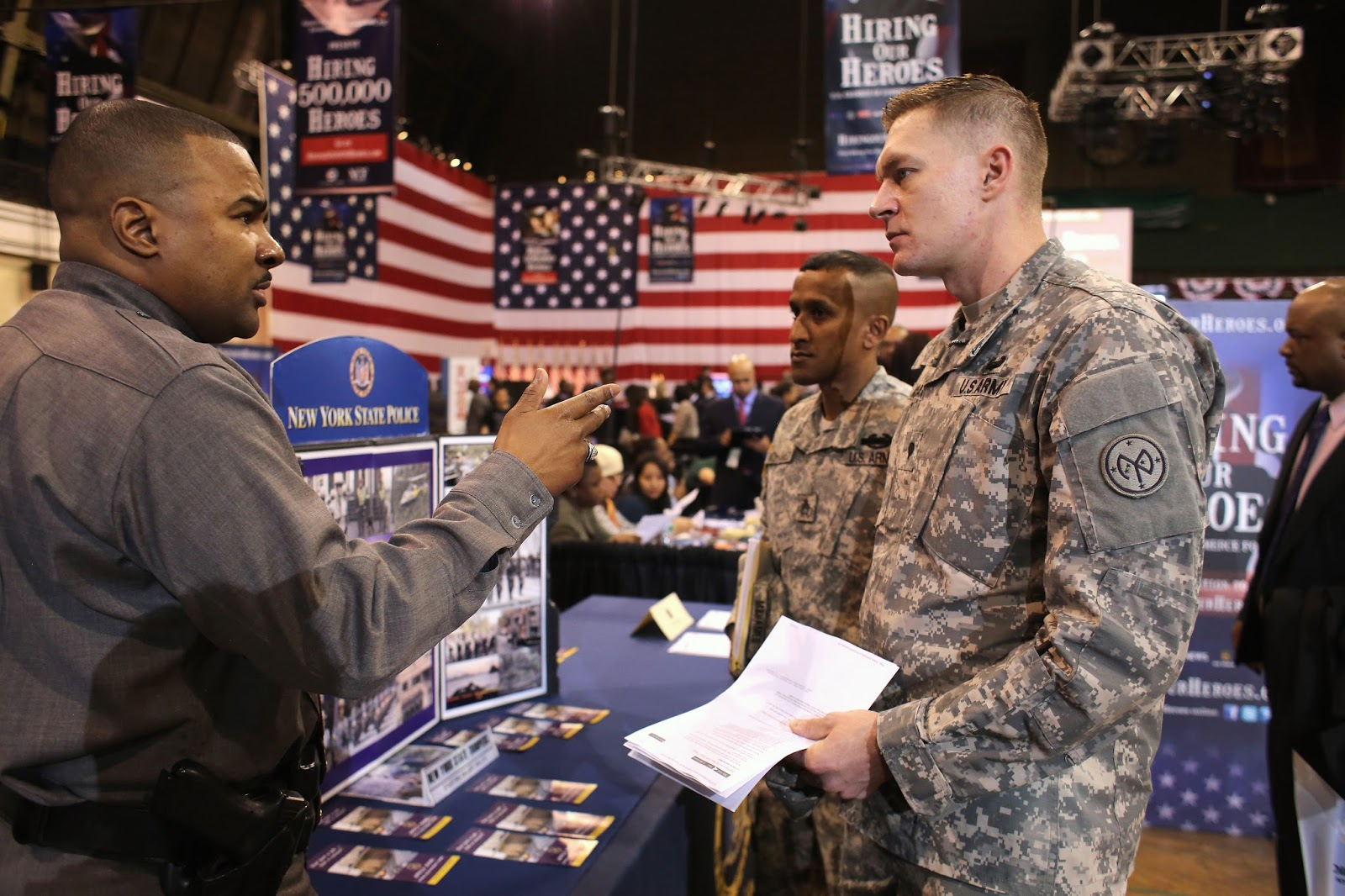 Job Opportunities for Military Veterans in IT Sector