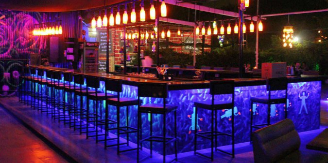 For a great night out head to the best bars in pune