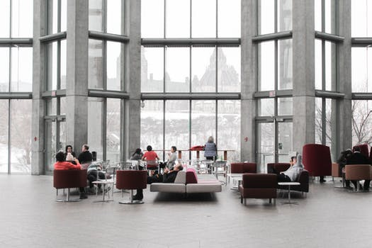 Coworking- a future of work with collaboration and independence