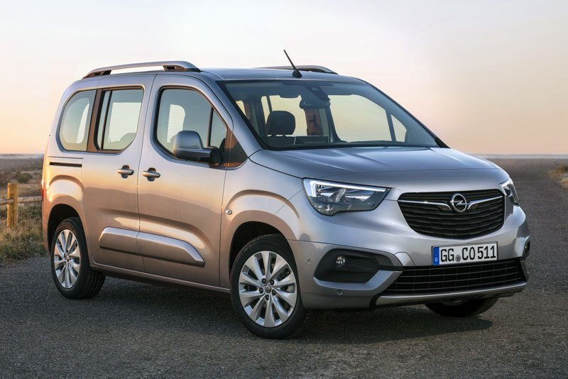 March 2019 – an Opel Combo Is Going to be Launch