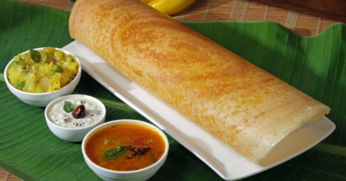 Experience the taste of South Indian food