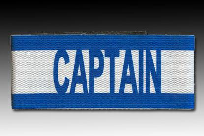 Lead Your Team Enthusiastically with the Soccer Captain Armband!