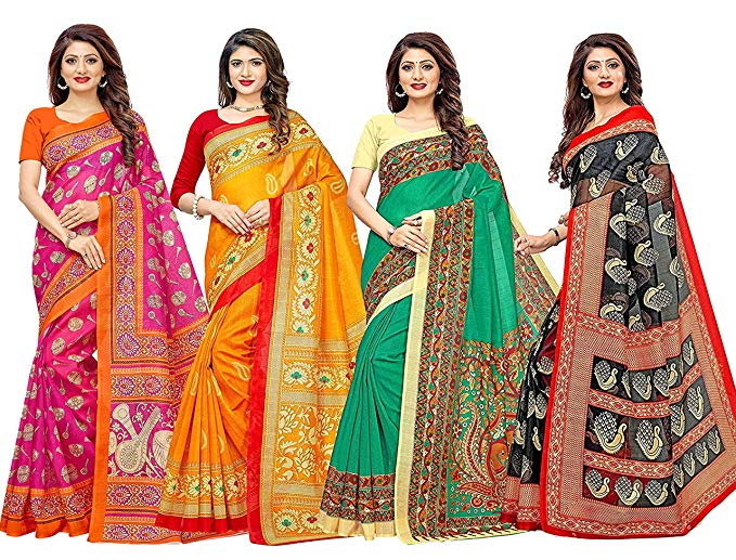 Bhagalpuri Sarees That are Classic Forever in Fashion Era!