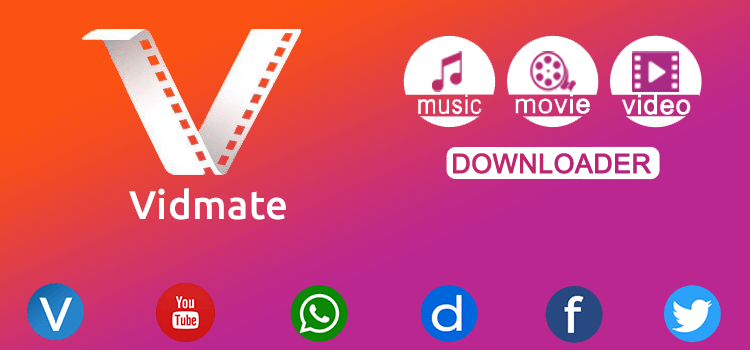 Is Easy To Download Media Files From Vidmate App?