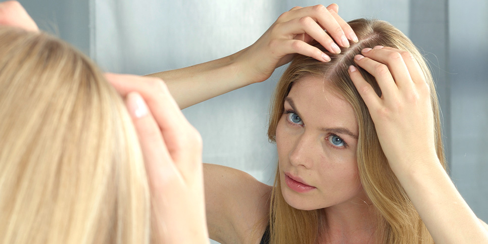 Dealing with Issues of Hair Fall