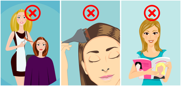 Top 15 Things You Should NEVER Do At The Hair Salon