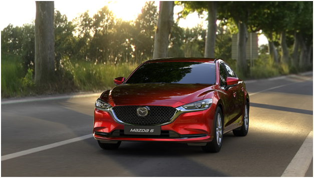 How the 2019 Mazda 6 Handles Difficult Roads?