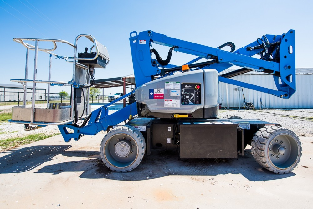 Different Types Of Construction And Aerial Lifts