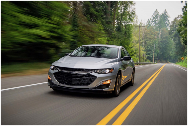 Does the 2019 Chevrolet Malibu Stand Out in the Crowd?