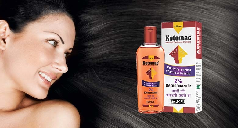 Mild anti dandruff shampoo for healthy hair