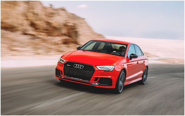 Styling and Comfort Index of the 2019 Audi A3 Sedan
