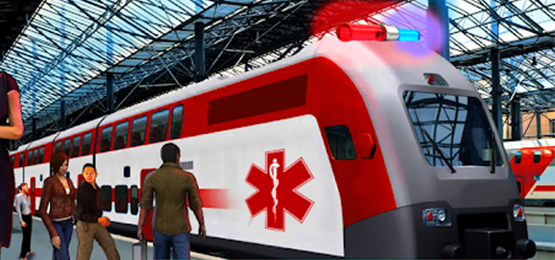RAILWAY AMBULANCE: A TRUE BLESSING AND WEAPON TO SAVE LIFE