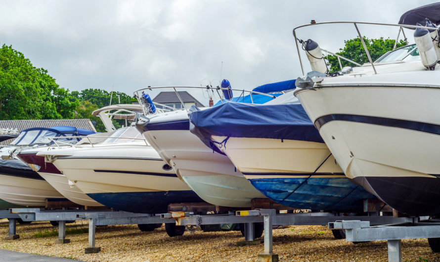 Finding The Ideal Boat Self Storage