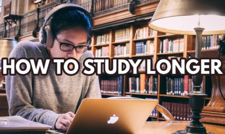 How to Study For Long Hours Effectively With Concentration?