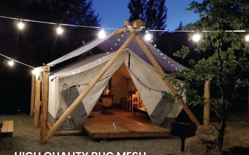 All You Need to Know About Glamping Tents