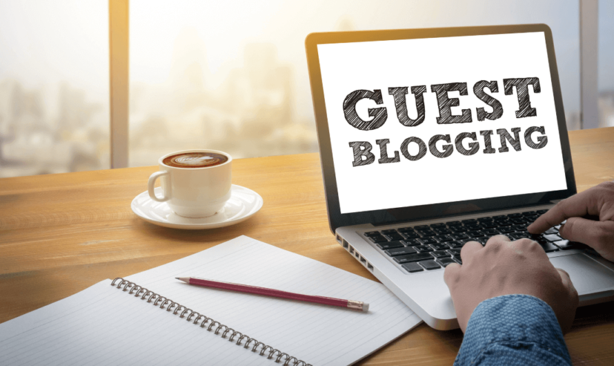How Guest Blogging services are Beneficial for Host Websites?