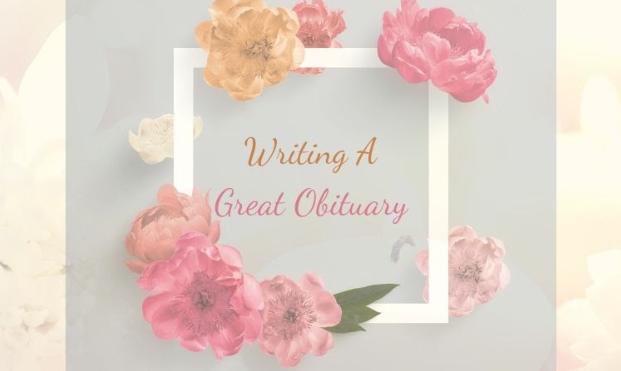 Writing A Great Obituary