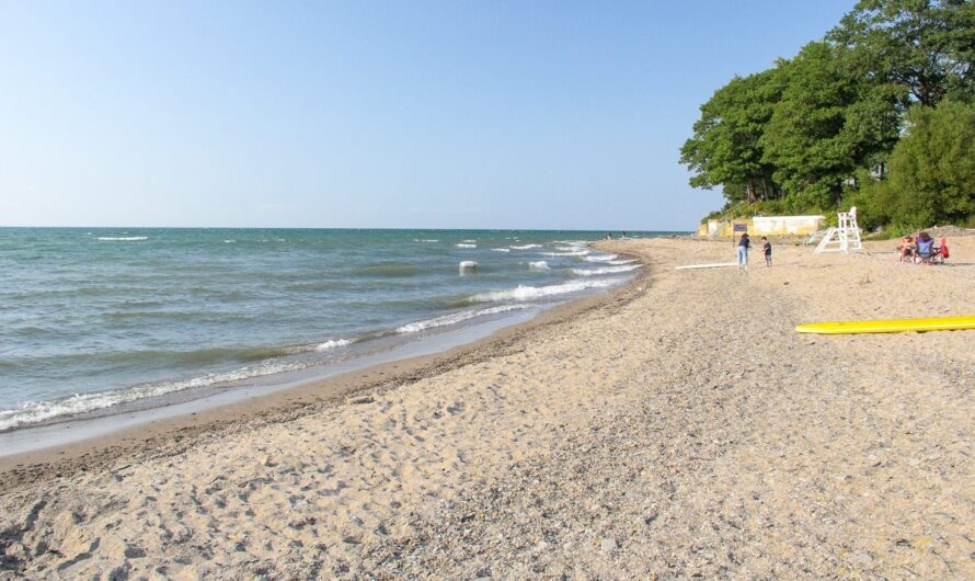 Top 8 Reasons Lake Erie Beaches are awesome