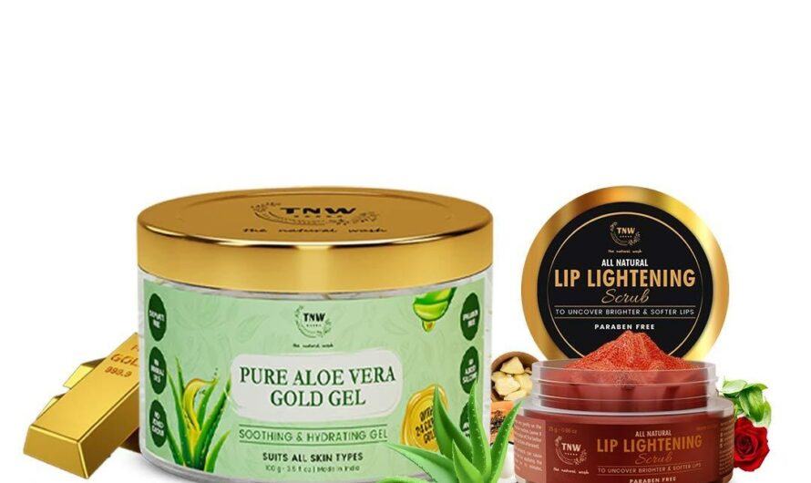 Tips To Find The Best Aloe Vera Gel And Lip Balm