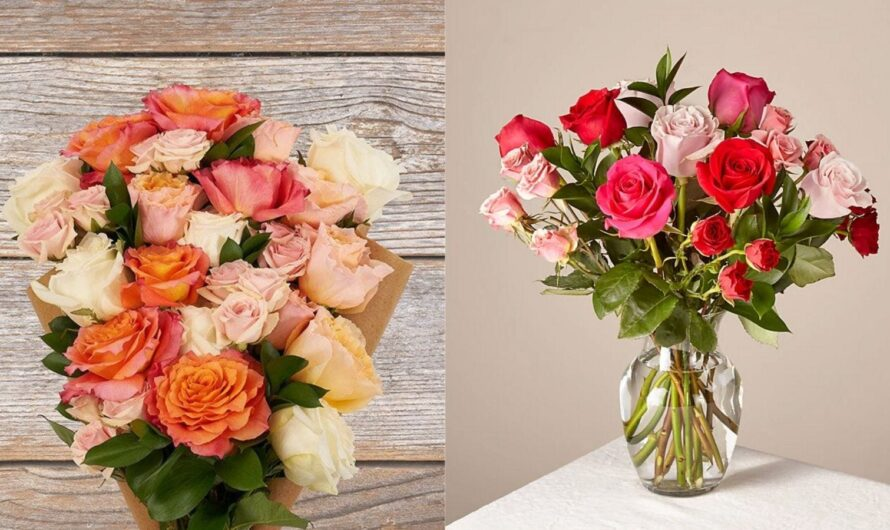 Where to order flowers in online?