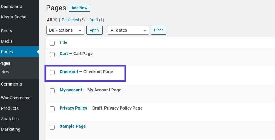 Best way to improve the checkout process of a WordPress website