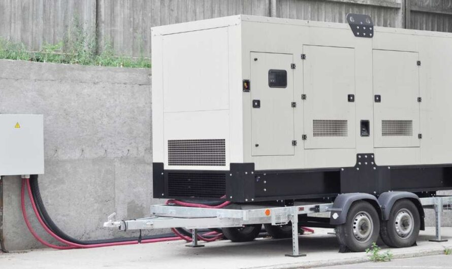 Reasons why you should prefer renting a generator?