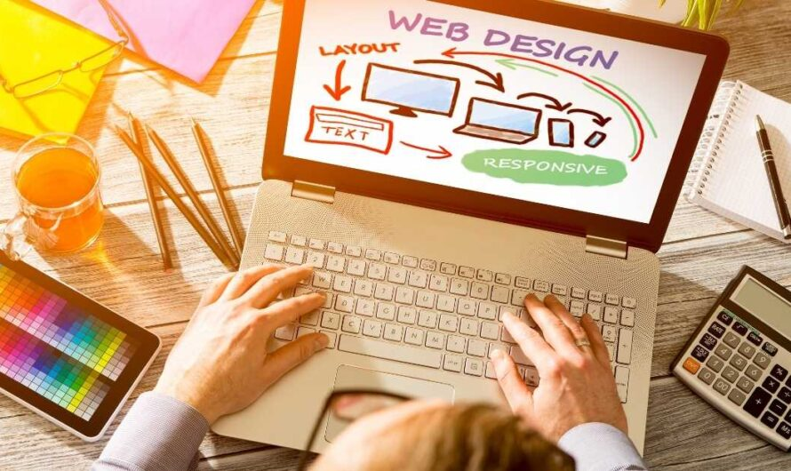 Why should businesses worry about web design?