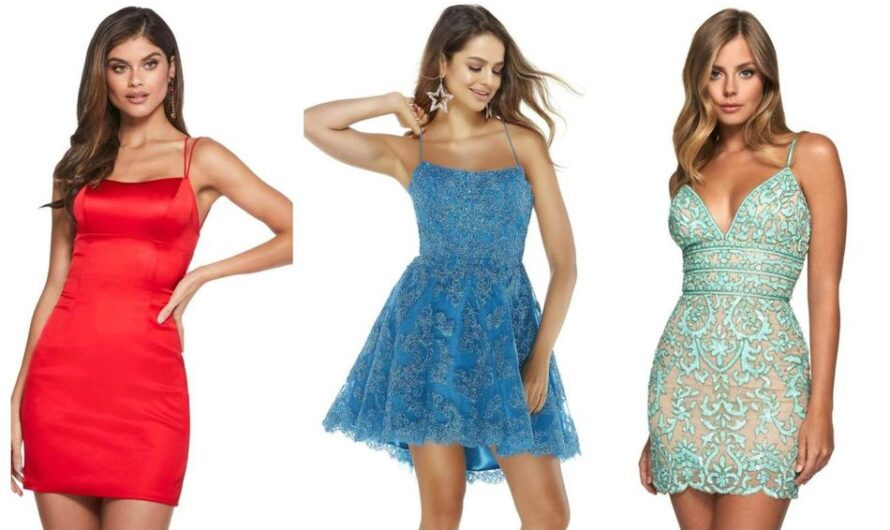 Top 5 Neckline picks for prom dresses and gowns 2022